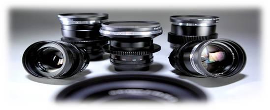 Zeiss DSLR Prime Lenses & Canon Zoom – Inhouse